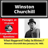 Winston Churchill Differentiated Reading Passage January 24