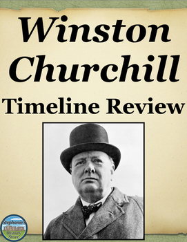 Winston Churchill Timeline Review