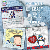 Winter Early Literacy Activities!