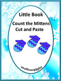 Winter  Mittens Count to 20  Count and Clip Task Cards Kin
