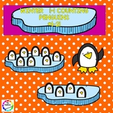 Winter 1-1 Counting - Penguins - #1-21