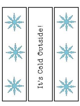 Winter Activities | Winter Craft | Winter Penguins | Winter Activity