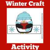 Winter Craft Craftivity Activity