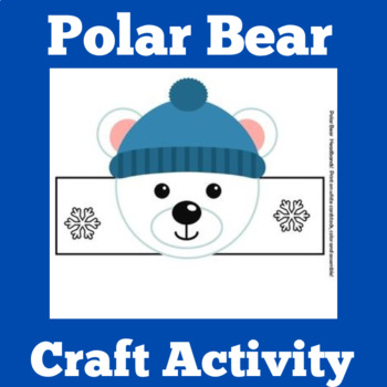 Polar Bears Craft