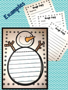 Winter Writing Activity