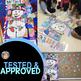Winter Snowman Collaboration Door Poster - A Great Winter Activity!