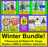 Winter {BUNDLE VALUE} Winter Activities For K/1 #BundleUpWithTpT