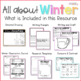 Winter Non-Fiction ELA & Science