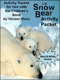 Winter Reading Activities: The Snow Bear Winter Activity Packet