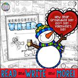 Winter Writing Activities K-2!