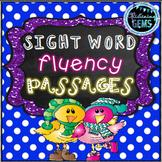 Sight Words Fluency Passages | Winter Sight Words