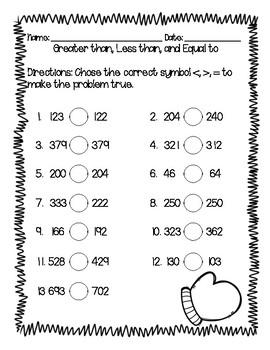 Winter 2nd Grade Sub Plans