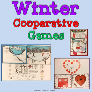Winter Cooperative Games