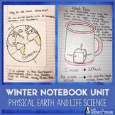 Winter Science Interactive Notebook Activities