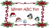 Winter ABC Fun - Letters