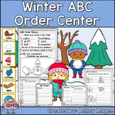 Winter ABC Order Center/Station with differentiation options