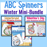 Winter ABC Spinner Mini-Bundle