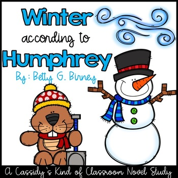 Winter According to Humphrey Novel Study