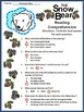 Winter Activities: The Snow Bear Winter Reading & Language Arts Activity Packet