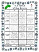 Winter Choice Board Writing Activities, Game, Rubric, &  Templates