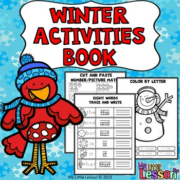 Winter Activities and Worksheets