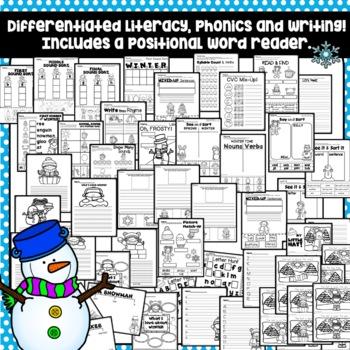 January Activities Winter