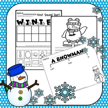 Winter January Activities
