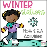 Winter Stations for First Grade