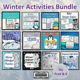 Winter Activities Bundle Mega