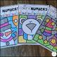 Winter Activities Color by Skills for Preschool and Kindergarten EDITABLE