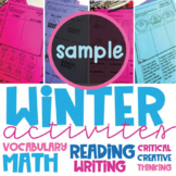 Winter Activities Sampler