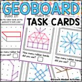 Winter Geoboard Task Cards