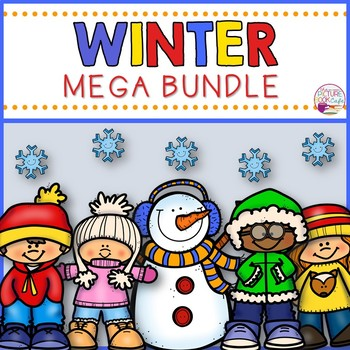 Winter Activities MEGA Bundle