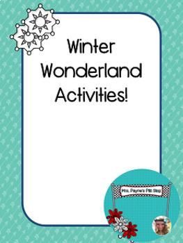 Winter Activities!