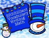 Winter Activities {Reading, Writing, Math, & Vocabulary}