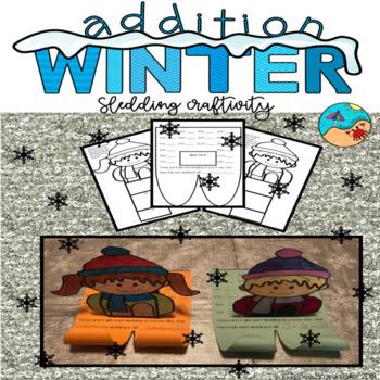 winter math activities for first grade