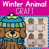 Winter Activities: Winter Craft with Writing Page