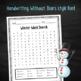 Winter Activities - Winter Handwriting Without Tears Practice Christmas Hanukkah