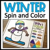 Winter Activities for First Grade