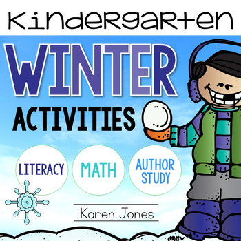 Winter Thematic Unit Plans Resources & Lesson Plans | Teachers Pay ...