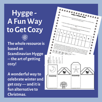 Winter ELA Printables - Winter ELA Activities - No Prep Escape Room