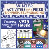 Winter ELA Activities | After Winter Break Activity | Wint