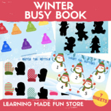 Winter Activities Preschool Winter Center Activity Learnin