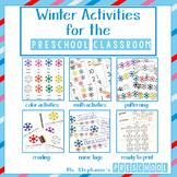 Winter Activities for the Preschool Classroom