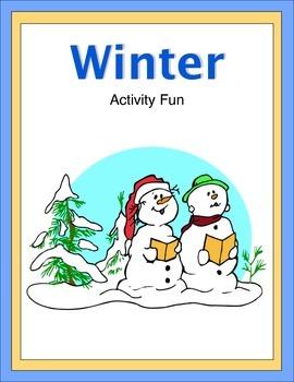 Winter Activity Fun
