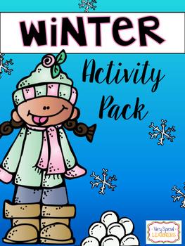 Winter Activity Pack!