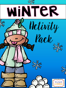 Winter Activity Pack!