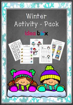 Winter Activity Pack