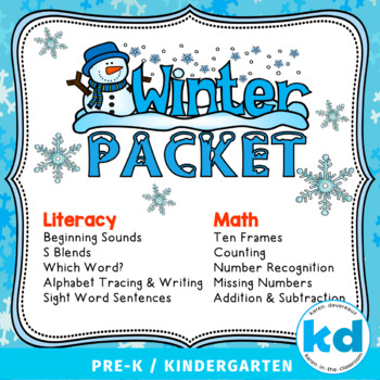 Winter Packet