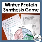 Christmas or Winter Activity: DNA & Protein Synthesis